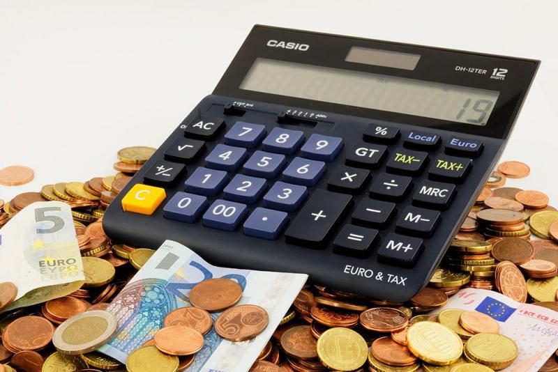Taschenrechner zur Berechnung der Kreditausnutzungsquote